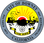 City of Downey logo