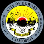 City of Downey logo