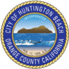 City of Huntington Beach logo